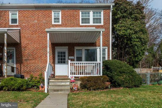 3 bed 2 bath Townhouse at 6226 NORTHWOOD DR BALTIMORE, MD, 21212 is for sale at 170k - google static map