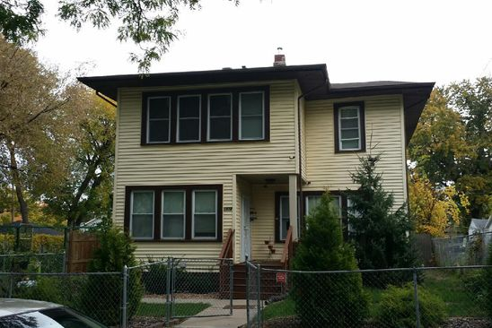 6 bed 4 bath Multi Family at 1418 Oliver Ave N Minneapolis, MN, 55411 is for sale at 270k - google static map