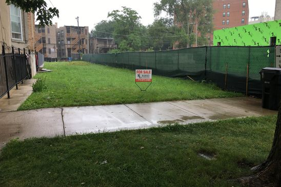 null bed null bath Vacant Land at 5526 S Michigan Ave Chicago, IL, 60637 is for sale at 35k - google static map