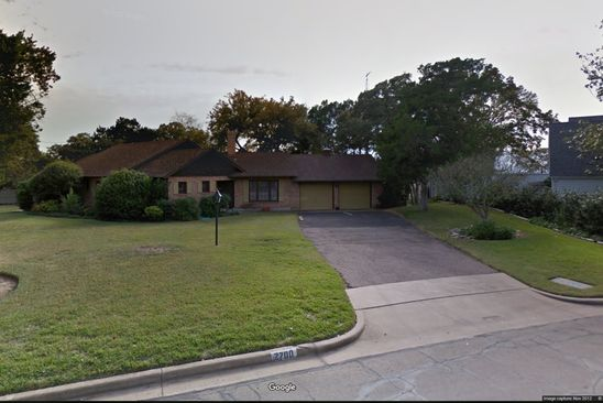 3 bed 3 bath Single Family at 2700 MERRIMAC CIR WACO, TX, 76710 is for sale at 830k - google static map