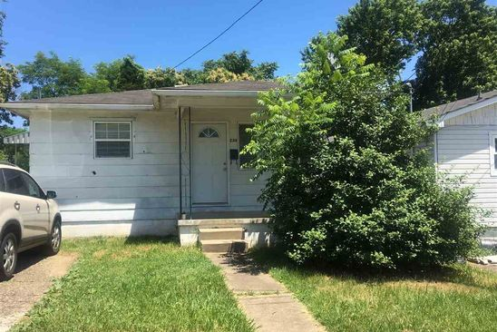 3 bed 1 bath Single Family at 234 CLEM ST HUNTINGTON, WV, 25705 is for sale at 65k - google static map