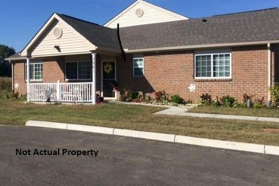 3 bed 2 bath Condo at 4955 Ebright Rd Canal Winchester, OH, 43110 is for sale at 143k - google static map
