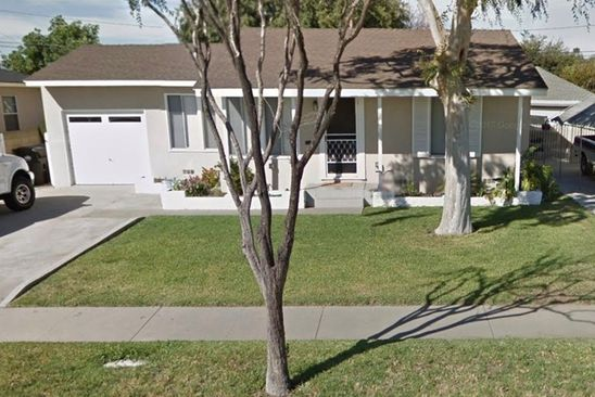 2 bed 1 bath Single Family at 11031 WINCHELL ST WHITTIER, CA, 90606 is for sale at 448k - google static map
