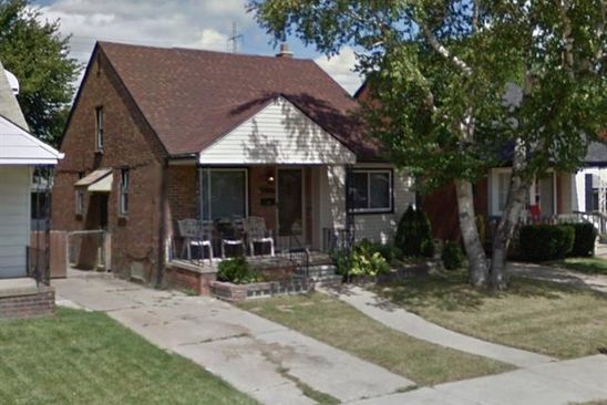 3 bed 3 bath Single Family at 14139 CARLISLE ST DETROIT, MI, 48205 is for sale at 45k - google static map
