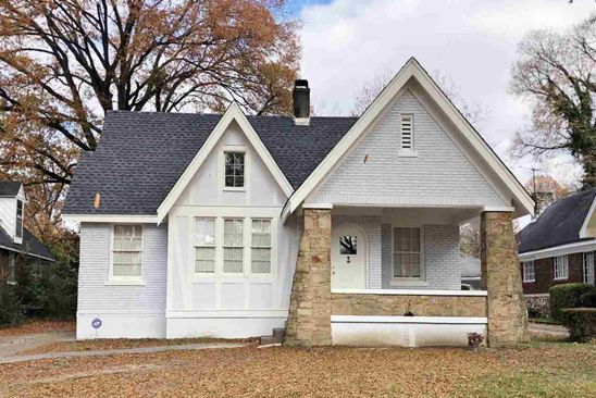 3 bed 2 bath Single Family at 1920 KENDALE AVE MEMPHIS, TN, 38114 is for sale at 155k - google static map