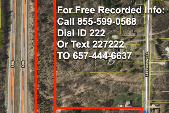 null bed null bath Vacant Land at 1385/1333 Leffingwell Ave Grand Rapids, MI, 49525 is for sale at 100k - google static map