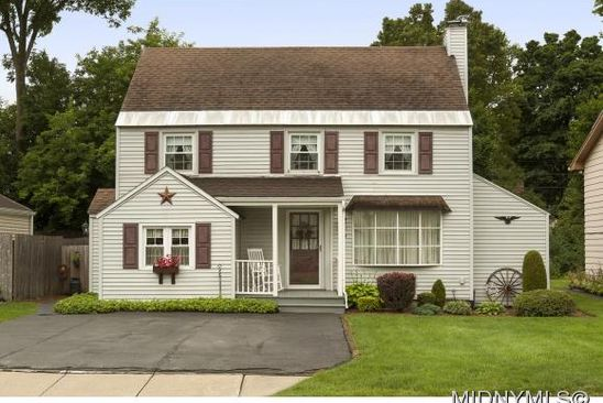 3 bed 2 bath Single Family at 134 Kensington Dr Utica, NY, 13501 is for sale at 130k - google static map