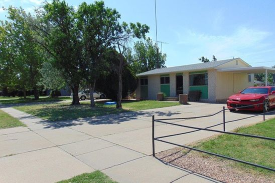 3 bed 1 bath Single Family at 502 W PINE ST LIBERAL, KS, 67901 is for sale at 95k - google static map