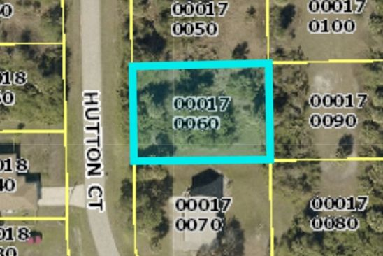 null bed null bath Vacant Land at 6132 HUTTON CT FORT MYERS, FL, 33905 is for sale at 7k - google static map