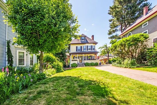 4 bed 2 bath Single Family at 56-R Kenneth St Boston, MA, 02132 is for sale at 575k - google static map