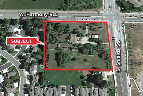 3 bed null bath Vacant Land at 1109 W HARMONY RD FORT COLLINS, CO, 80526 is for sale at 1.50m - google static map