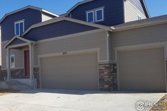 4 bed null bath Single Family at 3122 Crux Drive Loveland Co Loveland, CO, 80537 is for sale at 370k - google static map