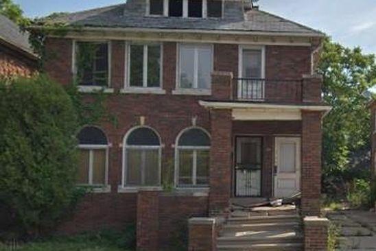 0 bed 2 bath Multi Family at 3460 Bedford St Detroit, MI, 48224 is for sale at 39k - google static map