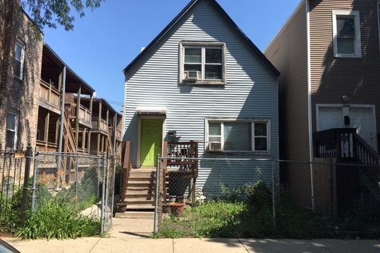 3 bed 2 bath Single Family at 4152 W POTOMAC AVE CHICAGO, IL, 60651 is for sale at 120k - google static map