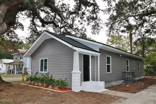 3 bed 2 bath Single Family at 203 SPRING ST JACKSONVILLE, FL, 32254 is for sale at 122k - google static map
