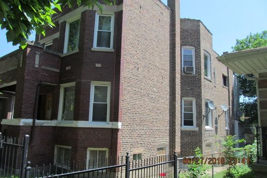 6 bed 2 bath Multi Family at 8539 S Exchange Ave Chicago, IL, 60617 is for sale at 135k - google static map