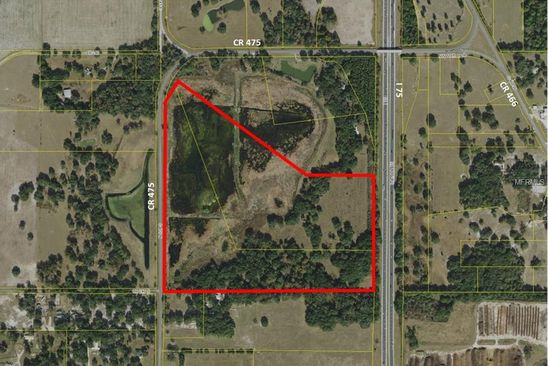 null bed null bath Vacant Land at CR 475 Oxford, FL, 34484 is for sale at 750k - google static map