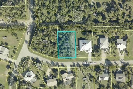null bed null bath Vacant Land at 7880 GRANDE PINE RD BOKEELIA, FL, 33922 is for sale at 55k - google static map