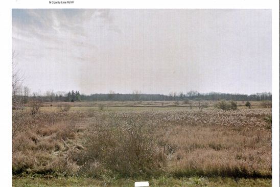 null bed null bath Vacant Land at 11215 N County Line Rd W Churubusco, IN, 46723 is for sale at 140k - google static map