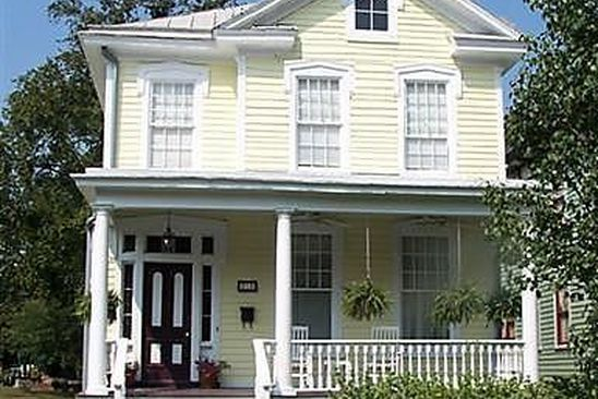 3 bed 3 bath Single Family at 213 N 6TH ST WILMINGTON, NC, 28401 is for sale at 295k - google static map