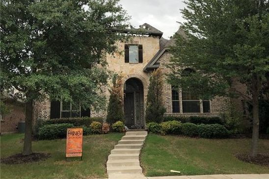 4 bed 4 bath Single Family at 2111 THORNBURY LN ALLEN, TX, 75013 is for sale at 199k - google static map