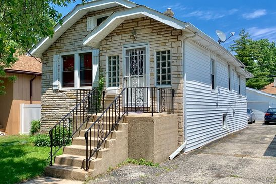 3 bed 2 bath Single Family at 1535 N 15th Ave Melrose Park, IL, 60160 is for sale at 207k - google static map