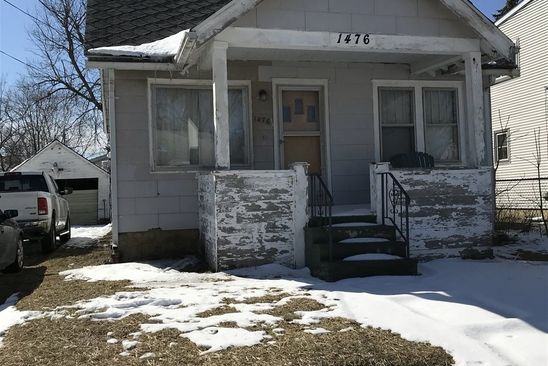 3 bed 1 bath Single Family at 1476 READY AVE BURTON, MI, 48529 is for sale at 45k - google static map