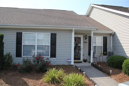 2 bed 2 bath Townhouse at 204 CASWELL KERN RD KERNERSVILLE, NC, 27284 is for sale at 105k - google static map