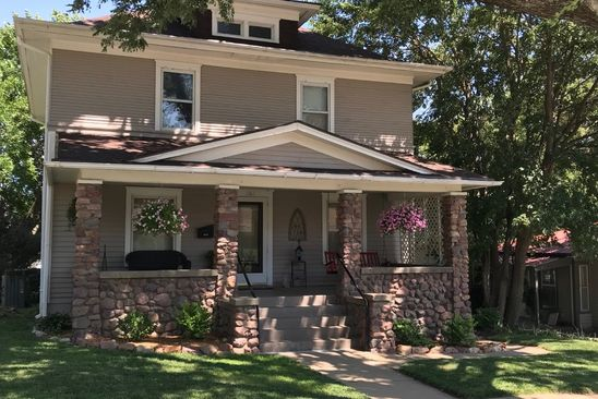 4 bed 2 bath Single Family at 606 ELM ST WAMEGO, KS, 66547 is for sale at 176k - google static map