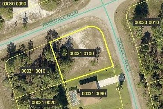 null bed null bath Vacant Land at 702 Creuset Ave S Lehigh Acres, FL, 33974 is for sale at 13k - google static map