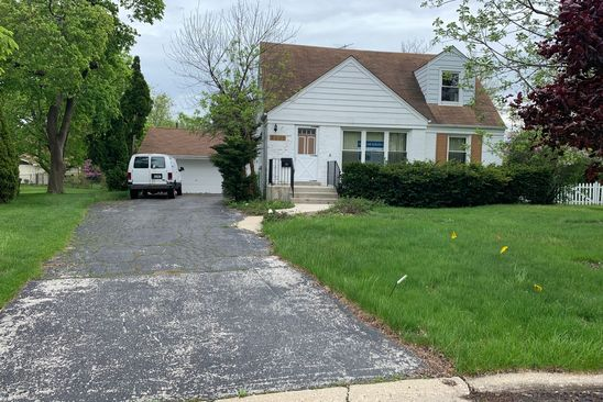 3 bed 2 bath Single Family at 2235 Grandview Pl Glenview, IL, 60025 is for sale at 350k - google static map