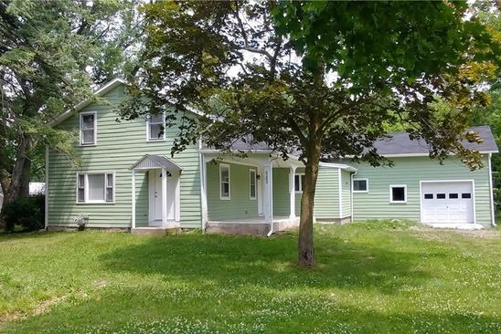 3 bed 3 bath Single Family at 6283 MAIN RD STAFFORD, NY, 14143 is for sale at 129k - google static map