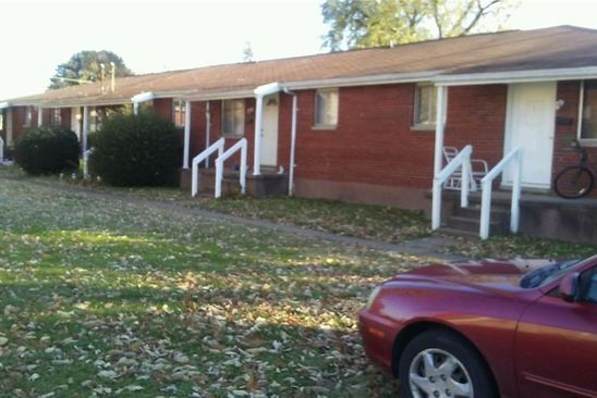 2 bed 1 bath Multi Family at 406 Florence St Belpre, OH, 45714 is for sale at 175k - google static map
