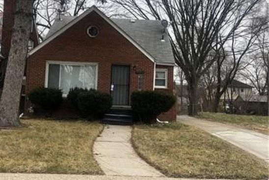 3 bed 1 bath Single Family at 6540 Longacre St Detroit, MI, 48228 is for sale at 45k - google static map