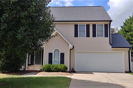 3 bed 3 bath Single Family at 1257 ABBEY RIDGE PL NW CONCORD, NC, 28027 is for sale at 210k - google static map