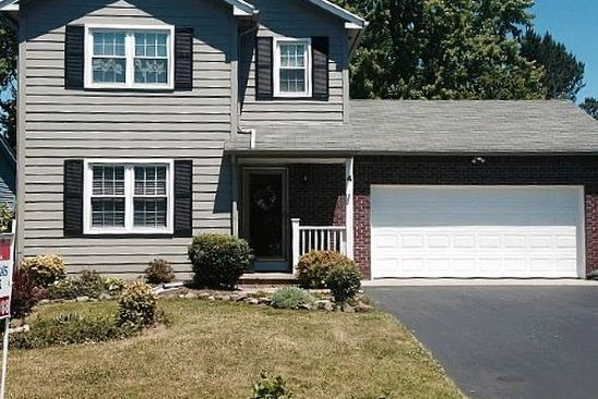 3 bed 2 bath Single Family at 4 Fieldstone Lane-Sale Pending West Henrietta, NY, 14586 is for sale at 165k - google static map