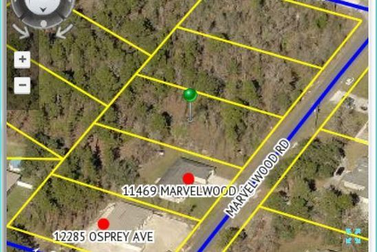 null bed null bath Vacant Land at 11479 Marvelwood Rd Weeki Wachee, FL, 34614 is for sale at 14k - google static map