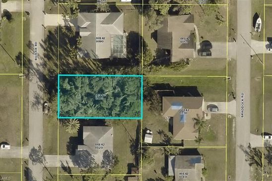 null bed null bath Vacant Land at 17525 BUTLER RD FORT MYERS, FL, 33967 is for sale at 10k - google static map