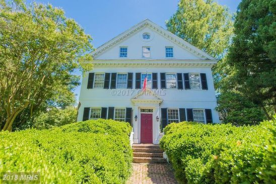 6 bed 7 bath Single Family at 209 Federal St Snow Hill, MD, 21863 is for sale at 595k - google static map