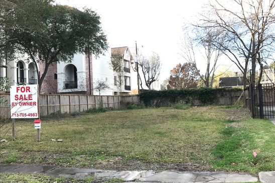 null bed null bath Vacant Land at 5018 Jackson St Houston, TX, 77004 is for sale at 558k - google static map