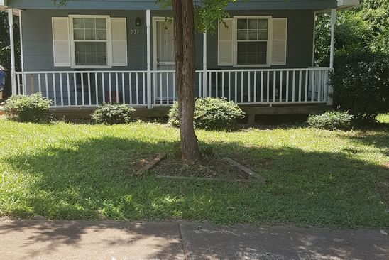 3 bed 1 bath Single Family at 731 WOODSON ST SE ATLANTA, GA, 30315 is for sale at 305k - google static map