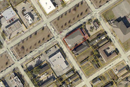 null bed null bath Vacant Land at 2616 S Claiborne Ave New Orleans, LA, 70125 is for sale at 589k - google static map