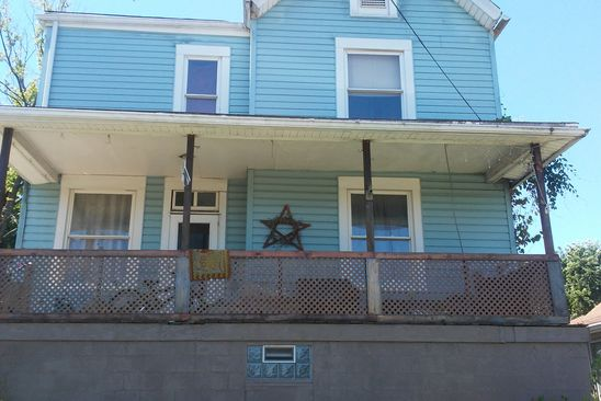 3 bed 2 bath Single Family at 155 BELLEVUE ST WASHINGTON, PA, 15301 is for sale at 45k - google static map