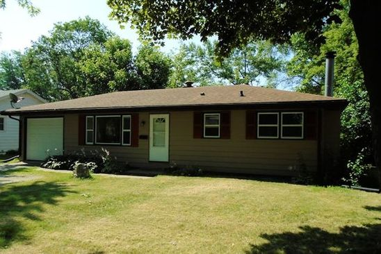 3 bed 1 bath Single Family at 1020 AVENUE B ROCHELLE, IL, 61068 is for sale at 88k - google static map
