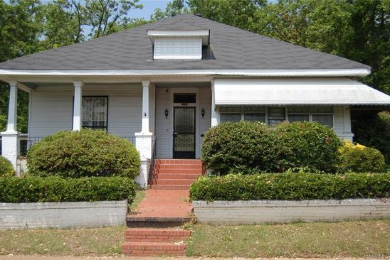 3 bed 2 bath Single Family at 1264 ROSA L PARKS AVE MONTGOMERY, AL, 36108 is for sale at 35k - google static map