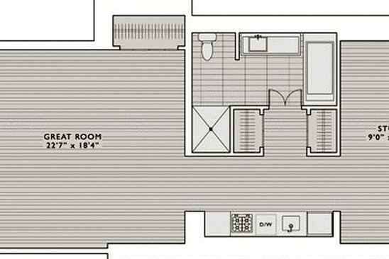 0 bed 1 bath Condo at 20 Pine St New York, NY, 10005 is for sale at 999k - google static map
