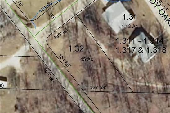 null bed null bath Vacant Land at 0-LOT Kingsley Dr St Clair, MO, 63077 is for sale at 20k - google static map