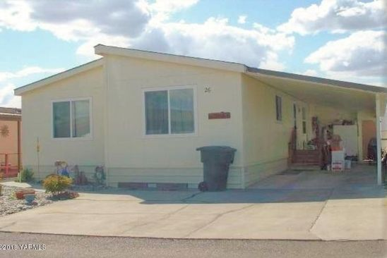 2 bed 2 bath Mobile / Manufactured at 1100 S Euclid St Grandview, WA, 98930 is for sale at 45k - google static map