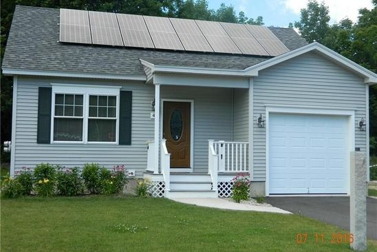 2 bed 1 bath Condo at 18 Settlers Way Saco, ME, 04072 is for sale at 247k - google static map