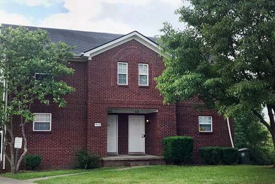 3 bed 3 bath Townhouse at 616 SHERARD CIR LEXINGTON, KY, 40517 is for sale at 230k - google static map